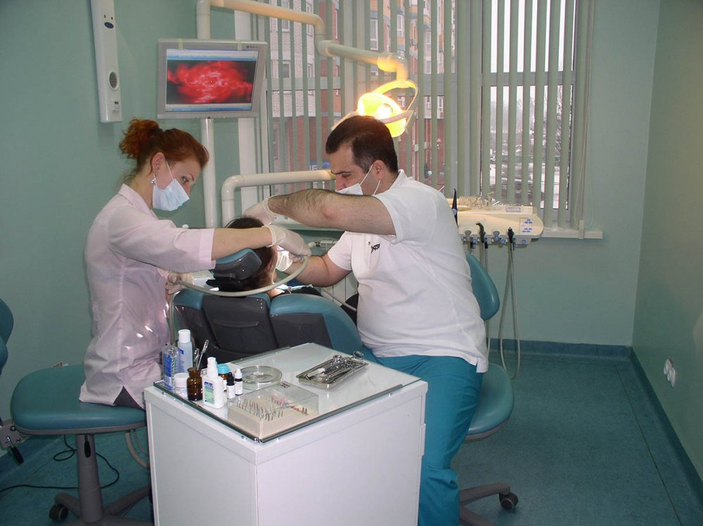 Частная стоматологическая клиника в г Томск Цены отзывы
